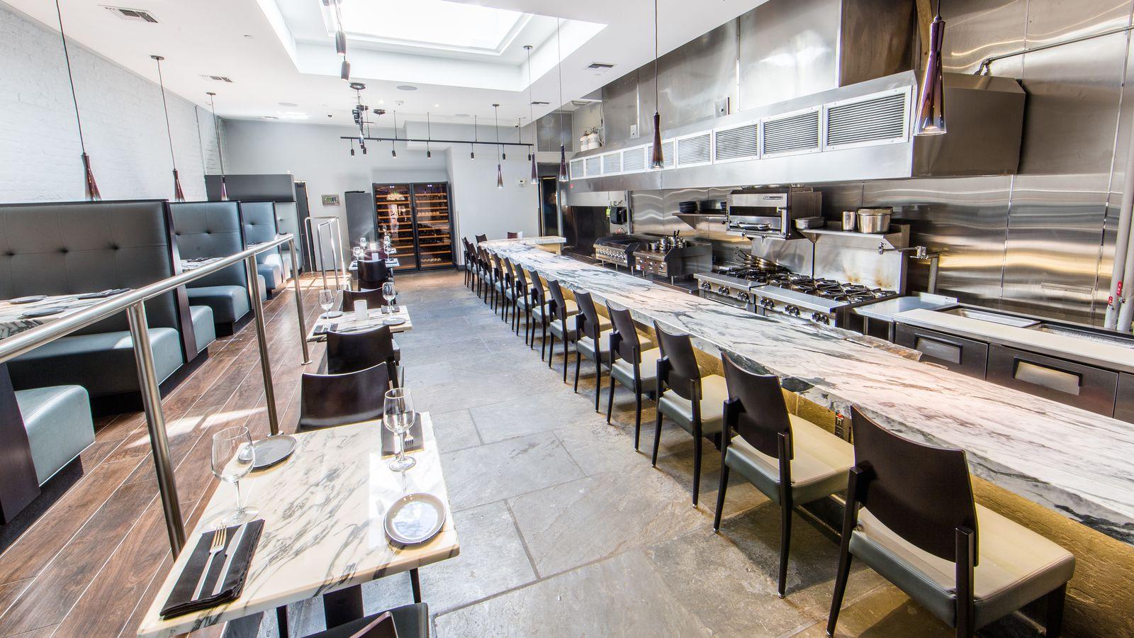 Peek inside a stunning 1 million renovation on decatur for Kitchen design 70115