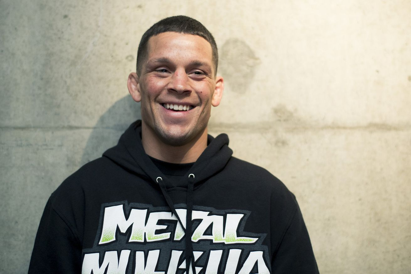 community news, Morning Report: Nate Diaz says Theyd better hope I lose because if I win this one, Im really taking over.