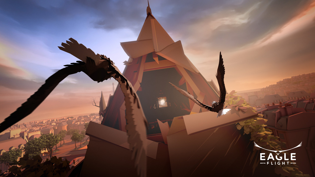 Ubisoft dates three VR titles