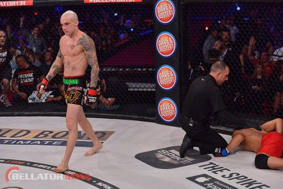 Bellator's Mike Richman tests positive for performance-enhancing drug, suspended two years