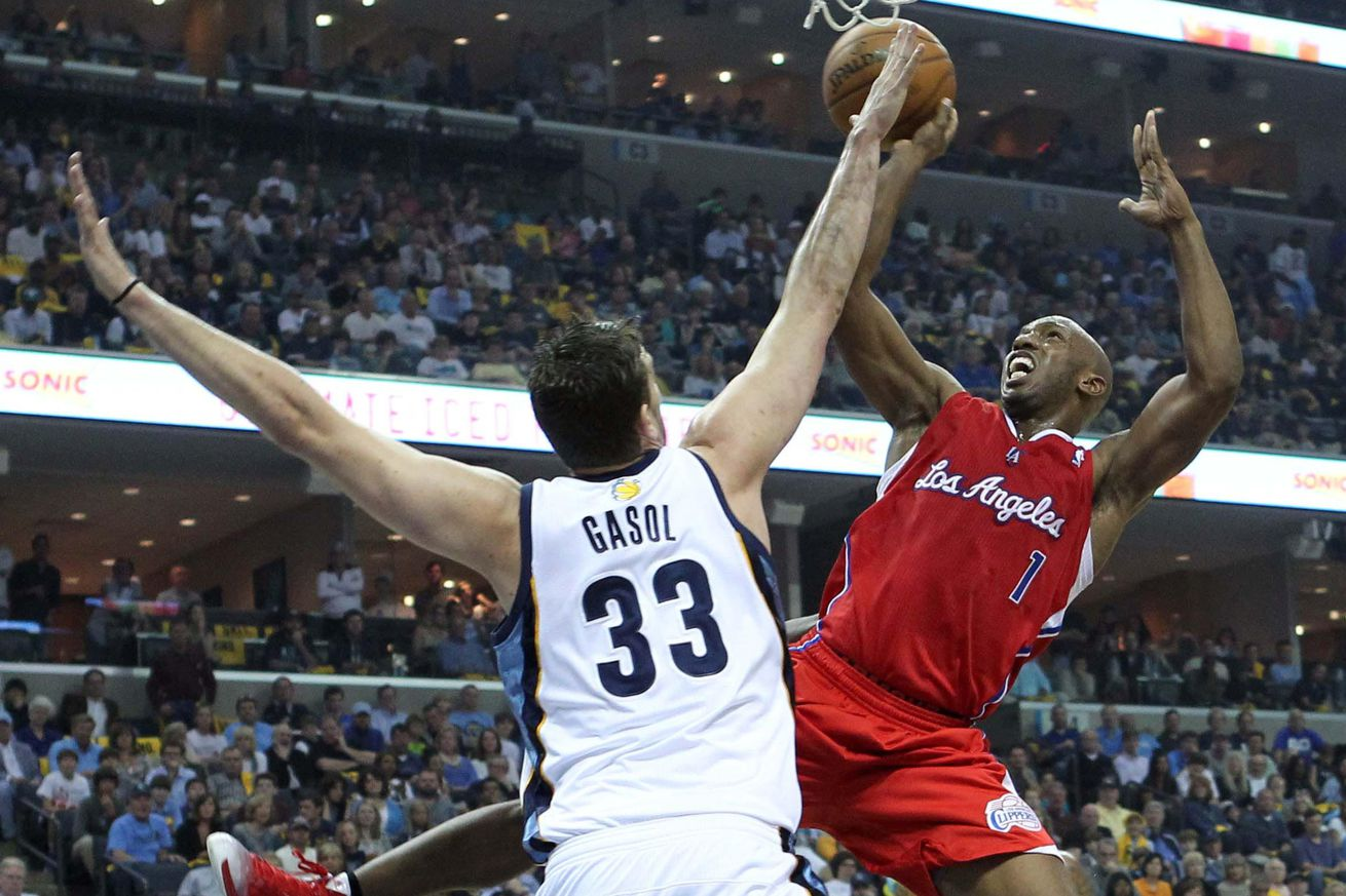 NBA Playoffs, Game 2 Final Score: Grizzlies 104, Clippers ...