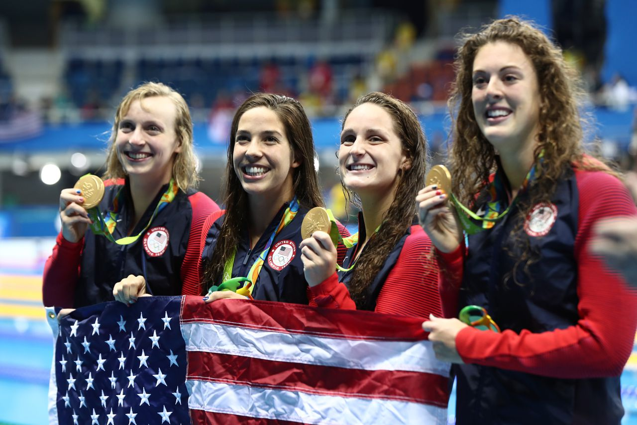 US closing in on milestone 1000th gold medal