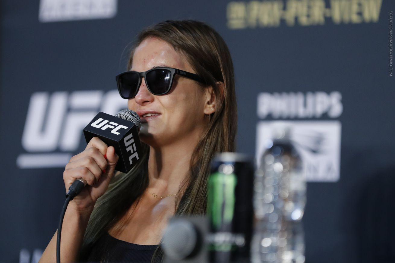 community news, Karolina Kowalkiewicz calls to fight Joanna Jedrzejczyk: 'I think shes scared