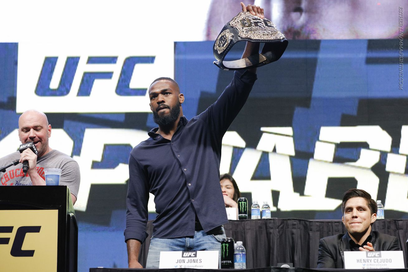 community news, Jon Jones, Brock Lesnar facing potential shorter suspensions from USADA