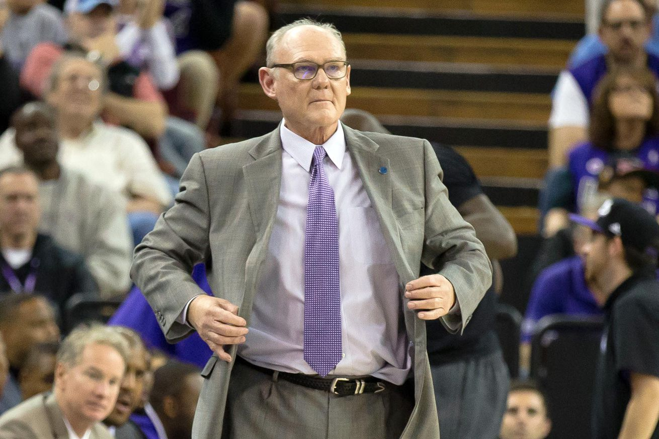 Kings expected to fire George Karl during All-Star break, report says