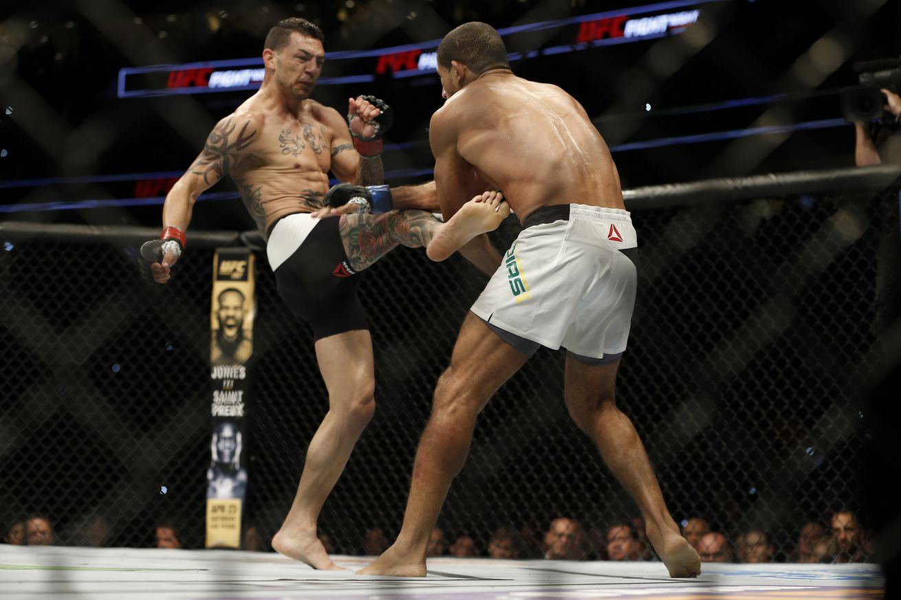 community news, UFC on FOX 19 results recap: Cub Swanson vs Hacran Dias fight review and analysis