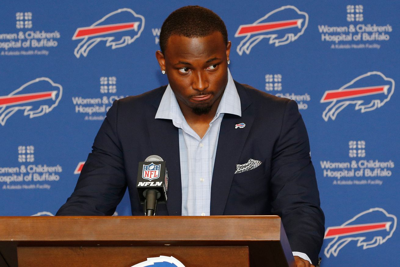 Injured officers in LeSean McCoy investigation won't be charged, per report