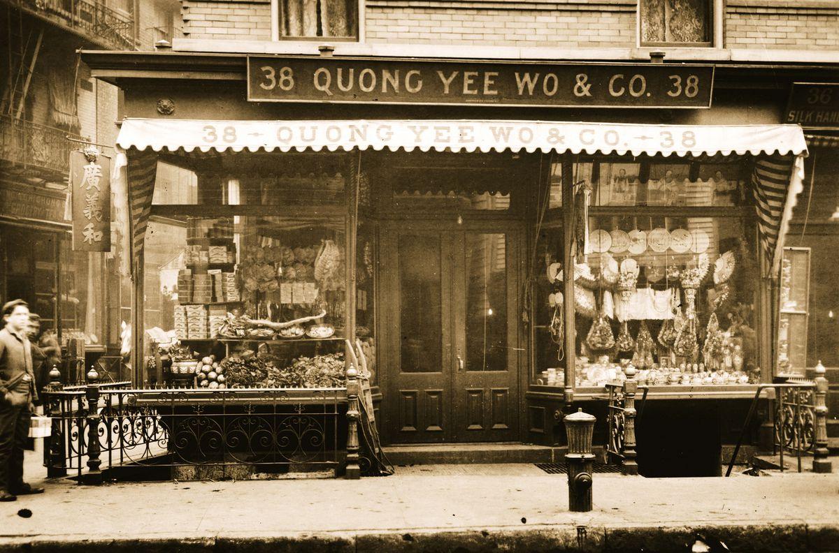 The Making Of Manhattan S Chinatown Mofad City