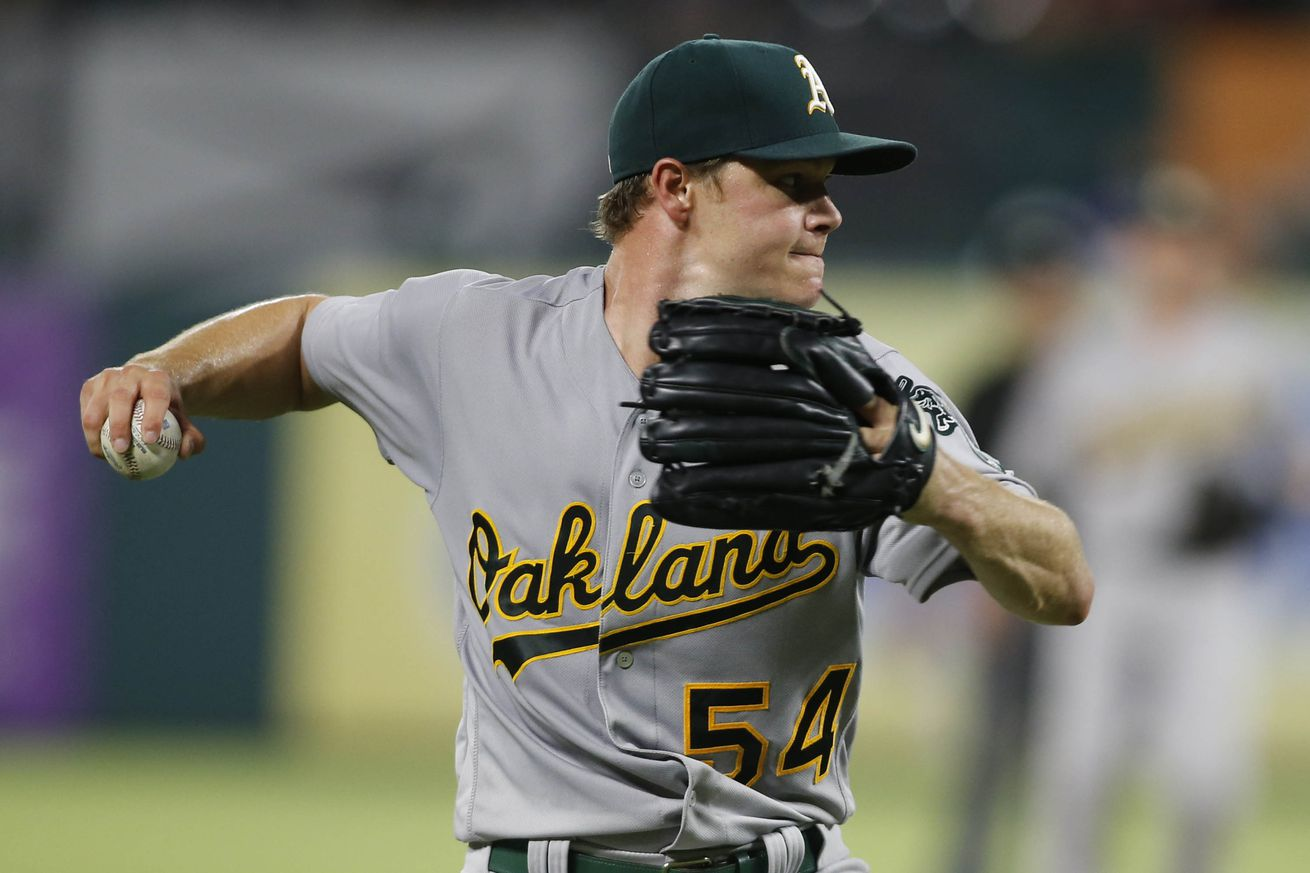 Athletics place Gray on disabled list for 2nd time this year