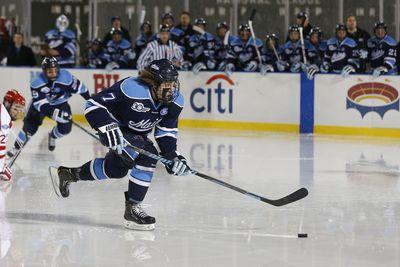 NCAA: Former Black Bear Lomberg To Join Miami Hockey Program