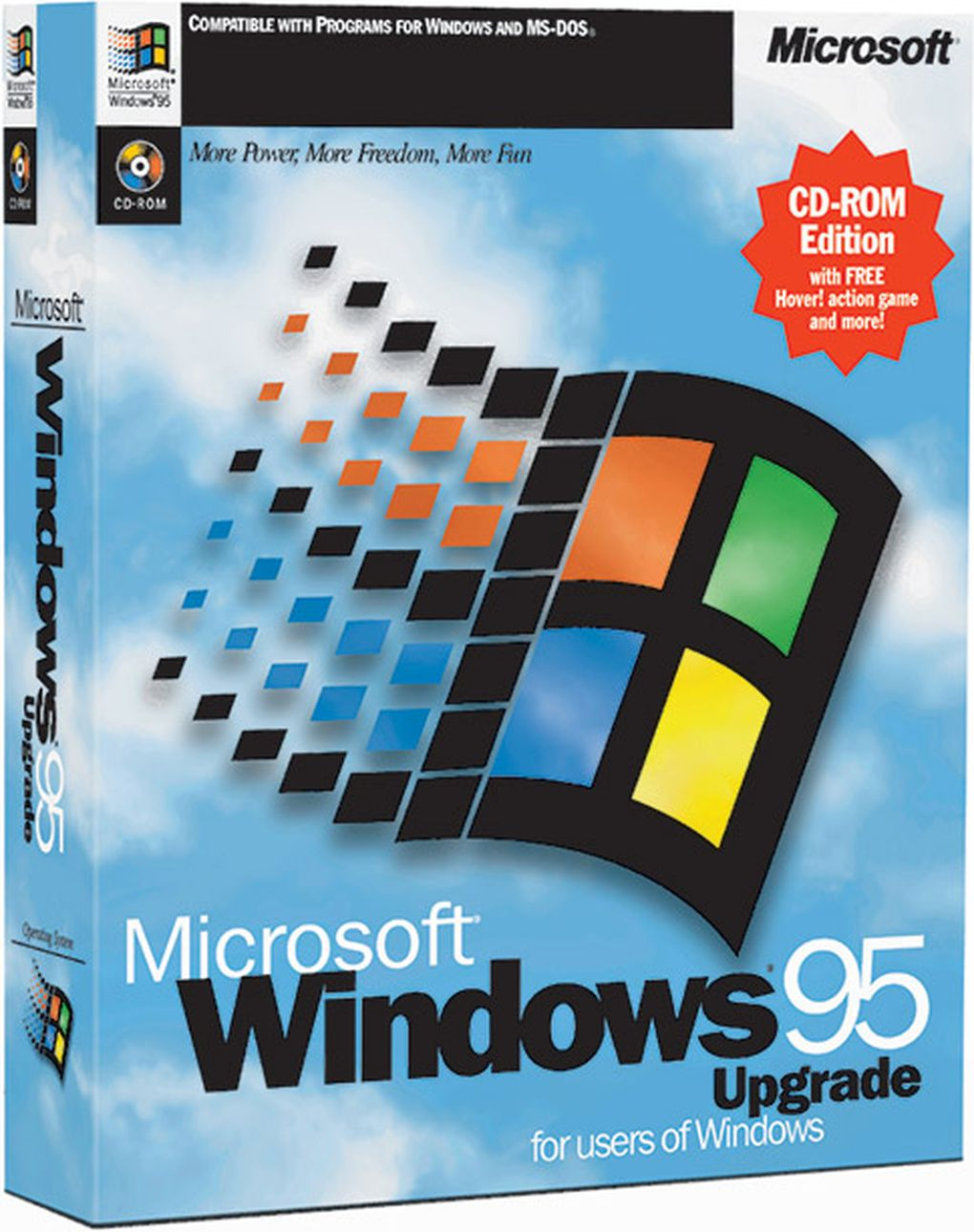 Windows95 20 cm gigazine for Windows 95 startup sound