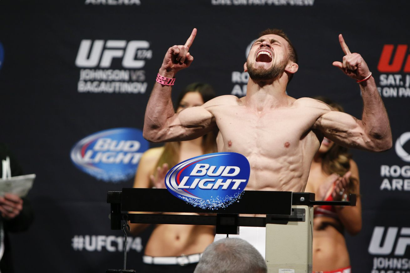 community news, Ali Bagautinov vs. Geane Herrera for UFC Fight Night 89