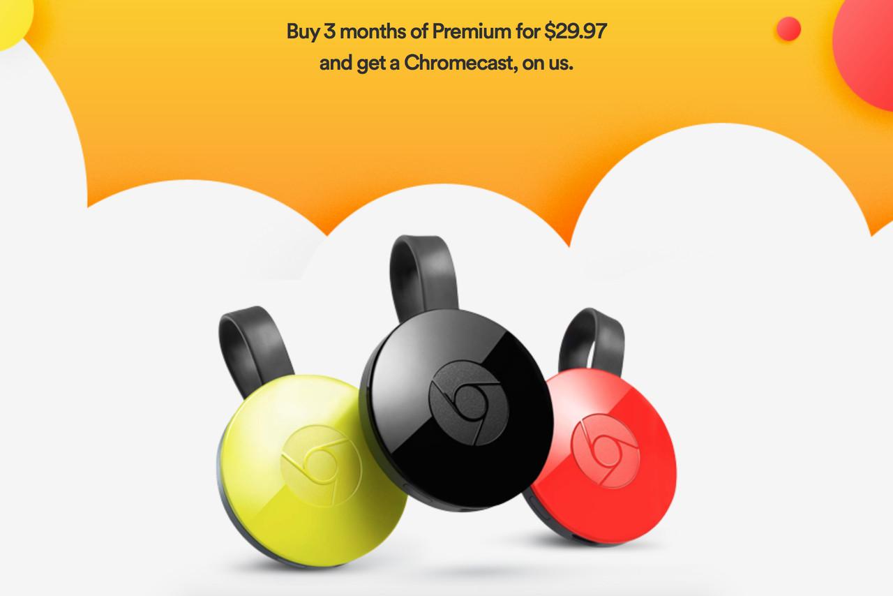 Google's Chromecast Audio, Chromecast 2 now available