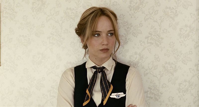 Jennifer Lawrence stars in Joy.