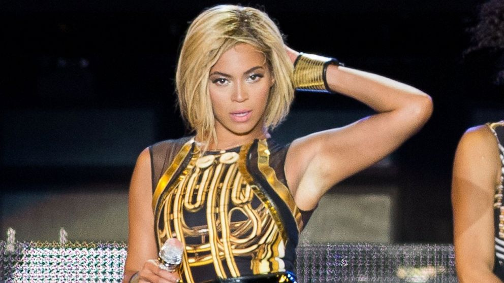 How Beyonce s Short Hair Is Impacting Her Performances Racked