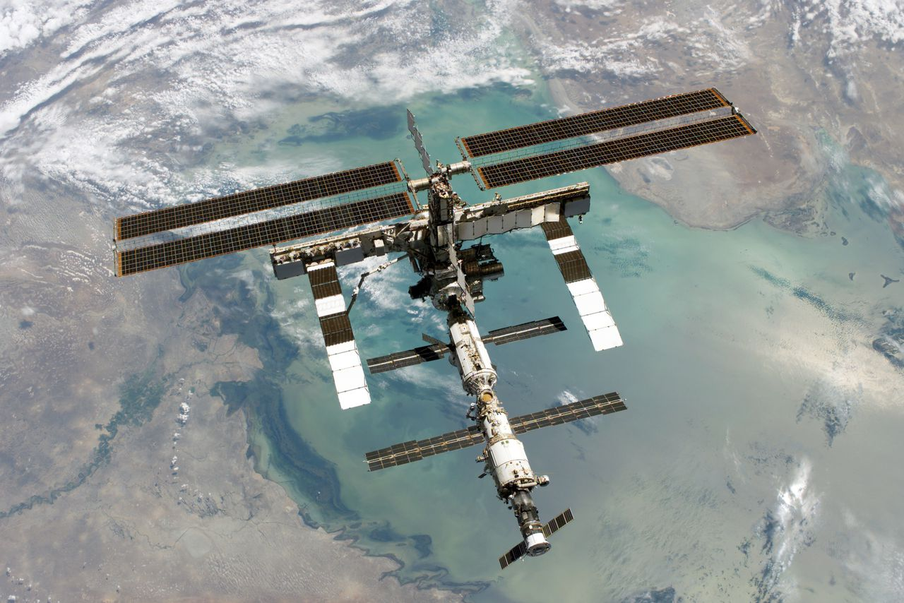 The International Space Station is getting its first BBC ...