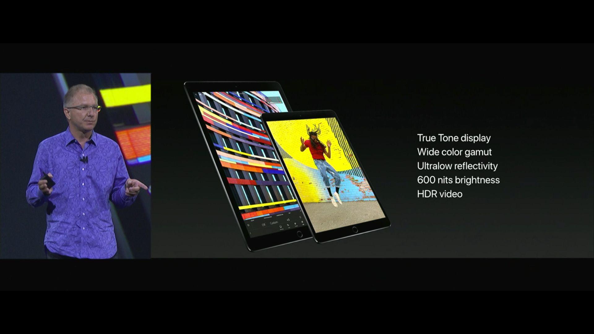 Resultado de imagen de apple ipad pro wwdc 2017
