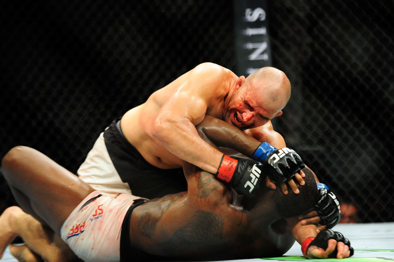 UFC 202 full fight video! Watch Glover Teixeira submit Ovince Saint Preux at UFC Fight Night 73