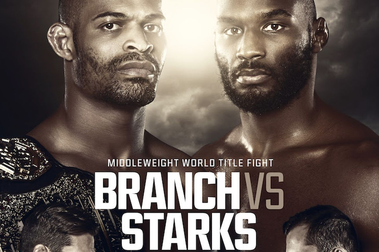 community news, WSOF 30 set for April 2 in Las Vegas featuring Branch vs Starks, Fitch vs Zeferino