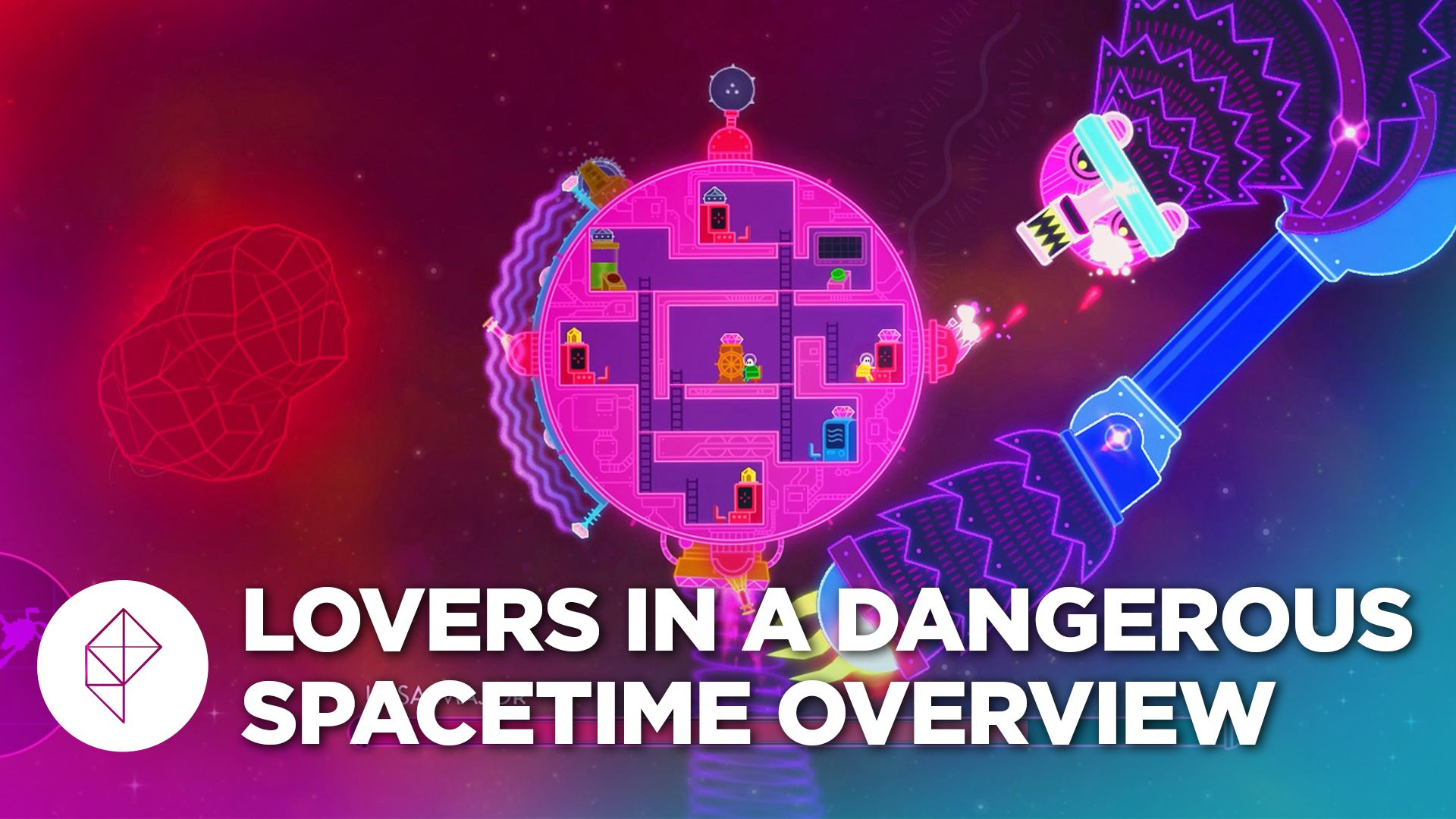 How Lovers In A Dangerous Spacetime Will Stress Test Your
