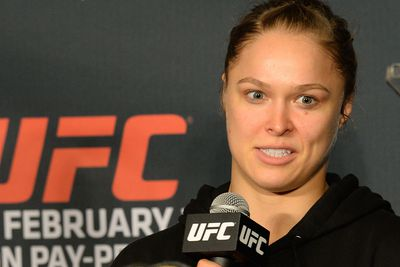 community news, Ronda Rousey issues statement on relationship with UFC heavyweight Travis Browne