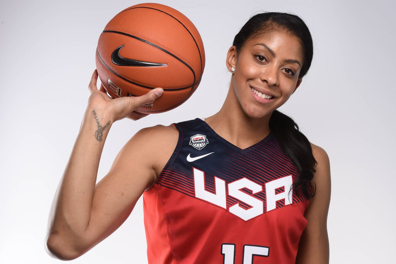 Candace Parker reportedly not included on United States ...
