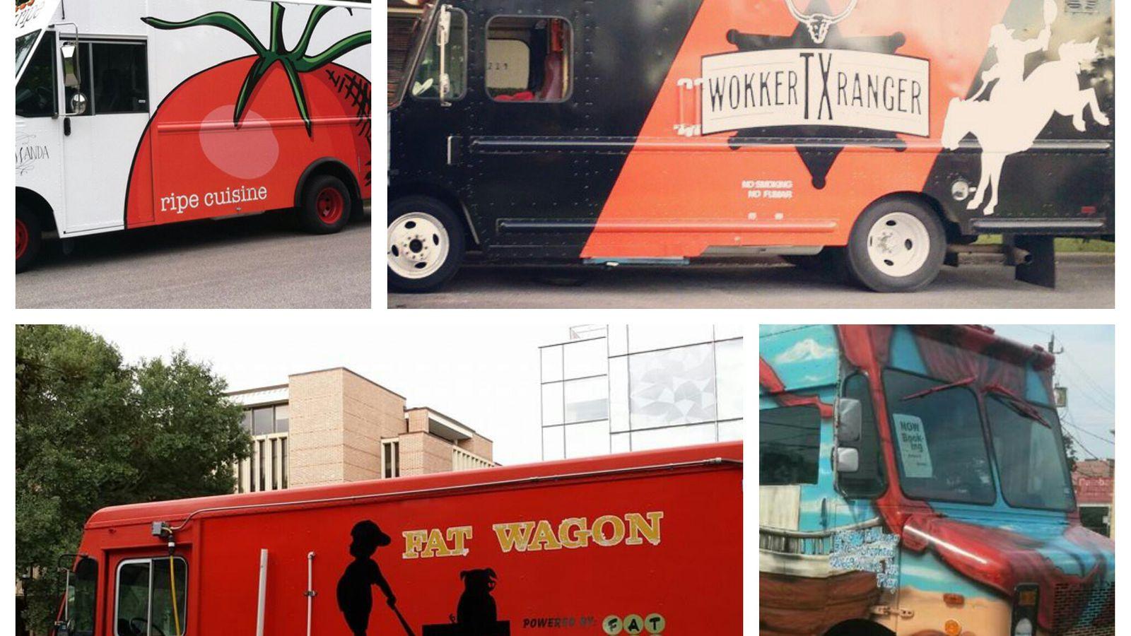 Southern Taste Food Truck Houston