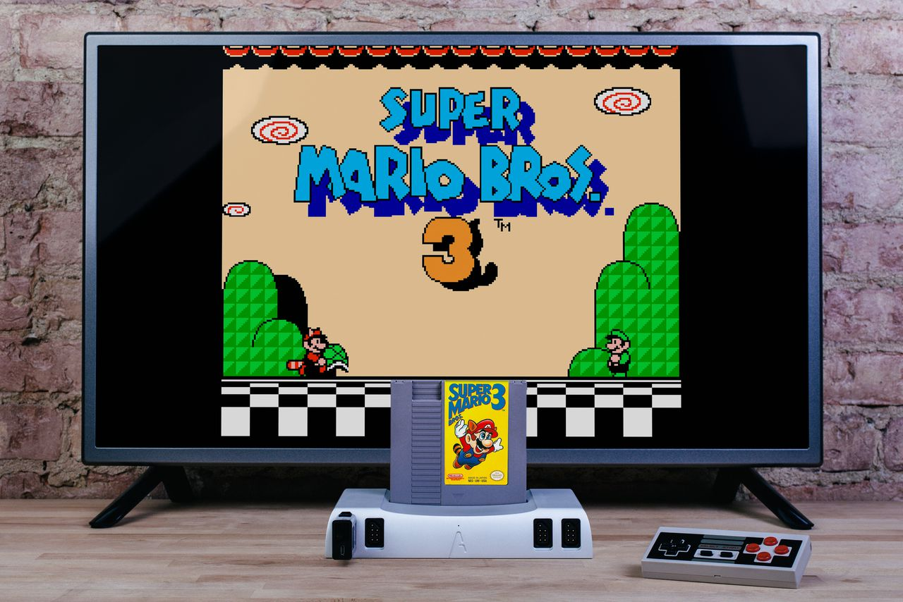 Analogue's new NES remake ditches Famicom parts, lowers price to $449