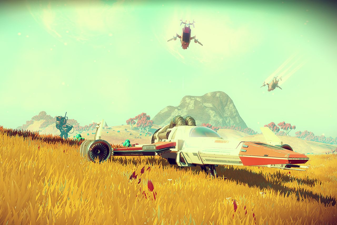 No Man's Sky can still be called No Man's Sky, says Sky