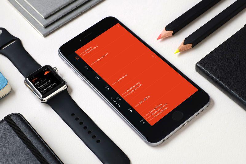 Moleskine releases a gorgeous, minimalist calendar app for iPhone