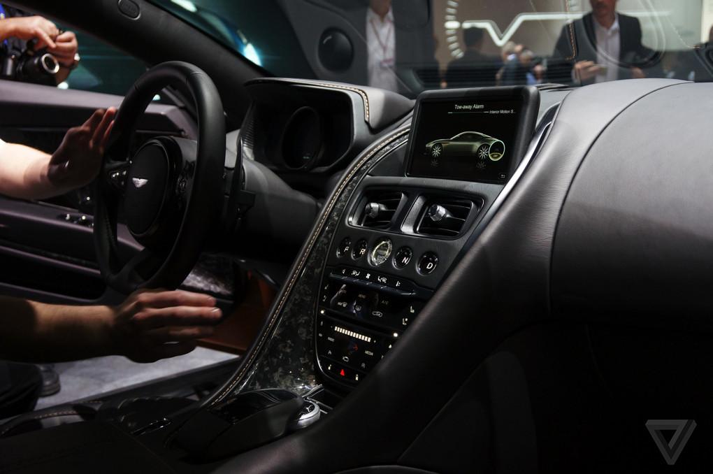 Aston Martin Unveils The Stunning Db11 The Verge