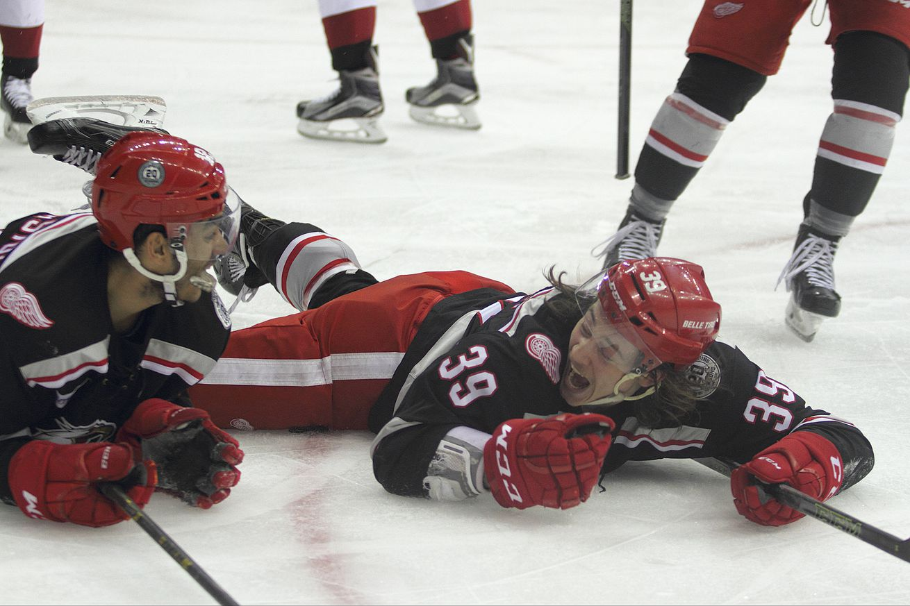 Griffins lose Game 6 in overtime, lose series 4-2