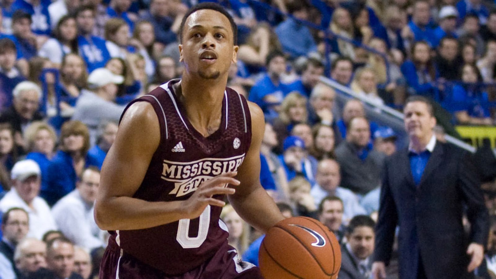 Mississippi State Player Hurt >> Jalen Steele injury: Mississippi State guard tears ACL - SBNation.com