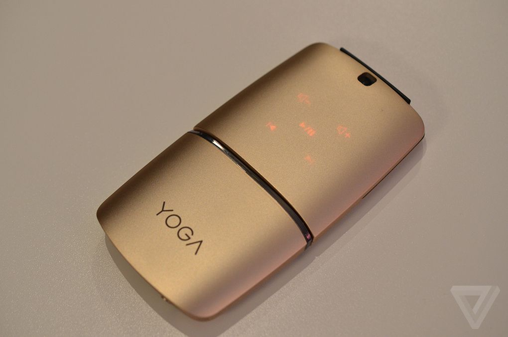 Yoga 900S Mouse