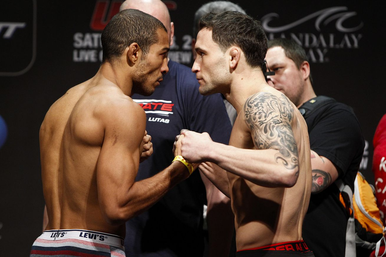community news, UFC 200: Jose Aldo vs Frankie Edgar 2 rematch set for interim Featherweight title