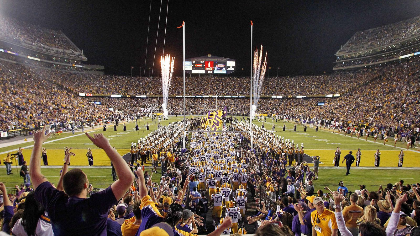 FIRST LSU 2013 FOOTBALL TRAILER - And The Valley Shook