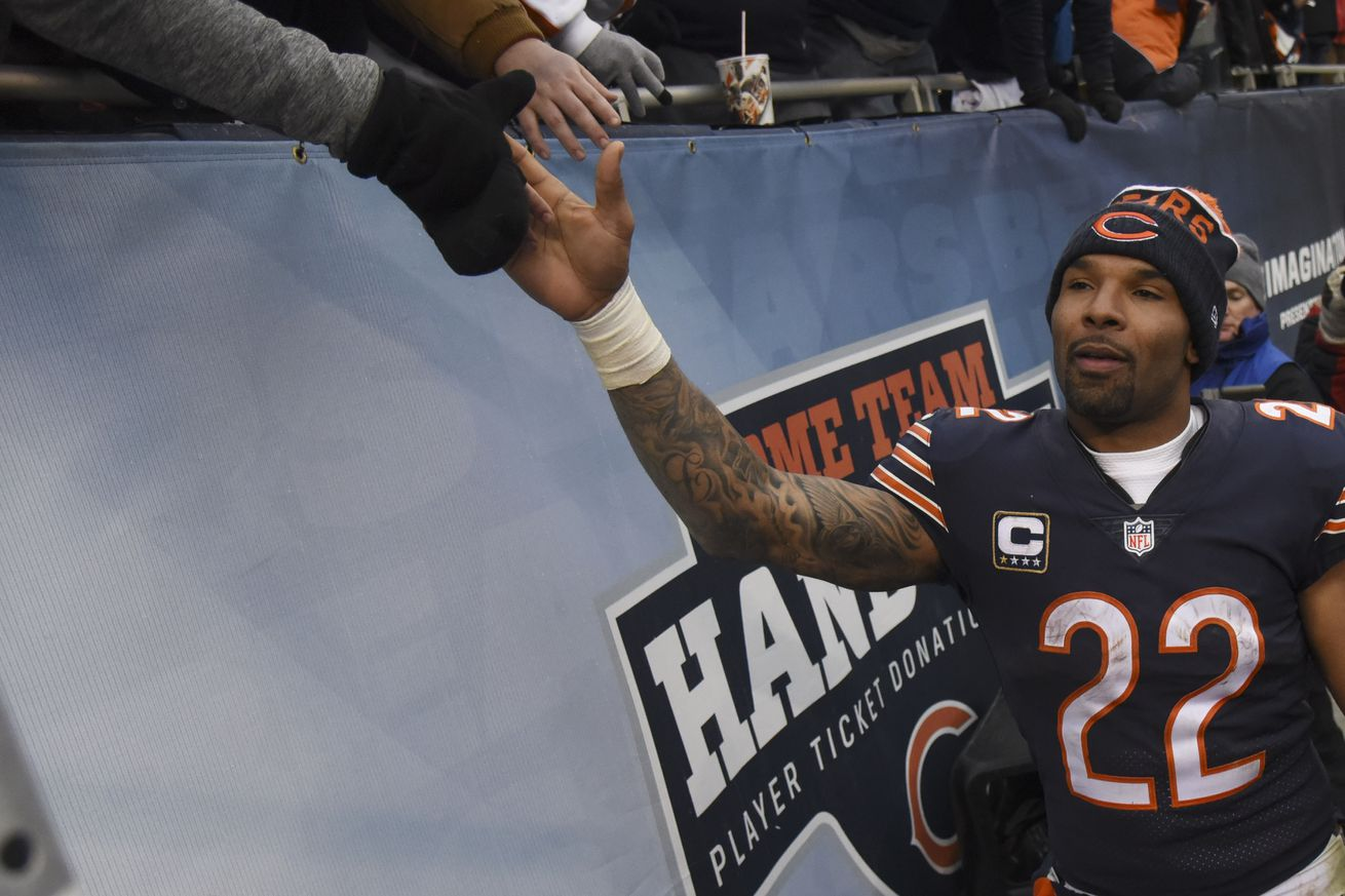 Bears to part ways with running back Matt Forte after eight seasons