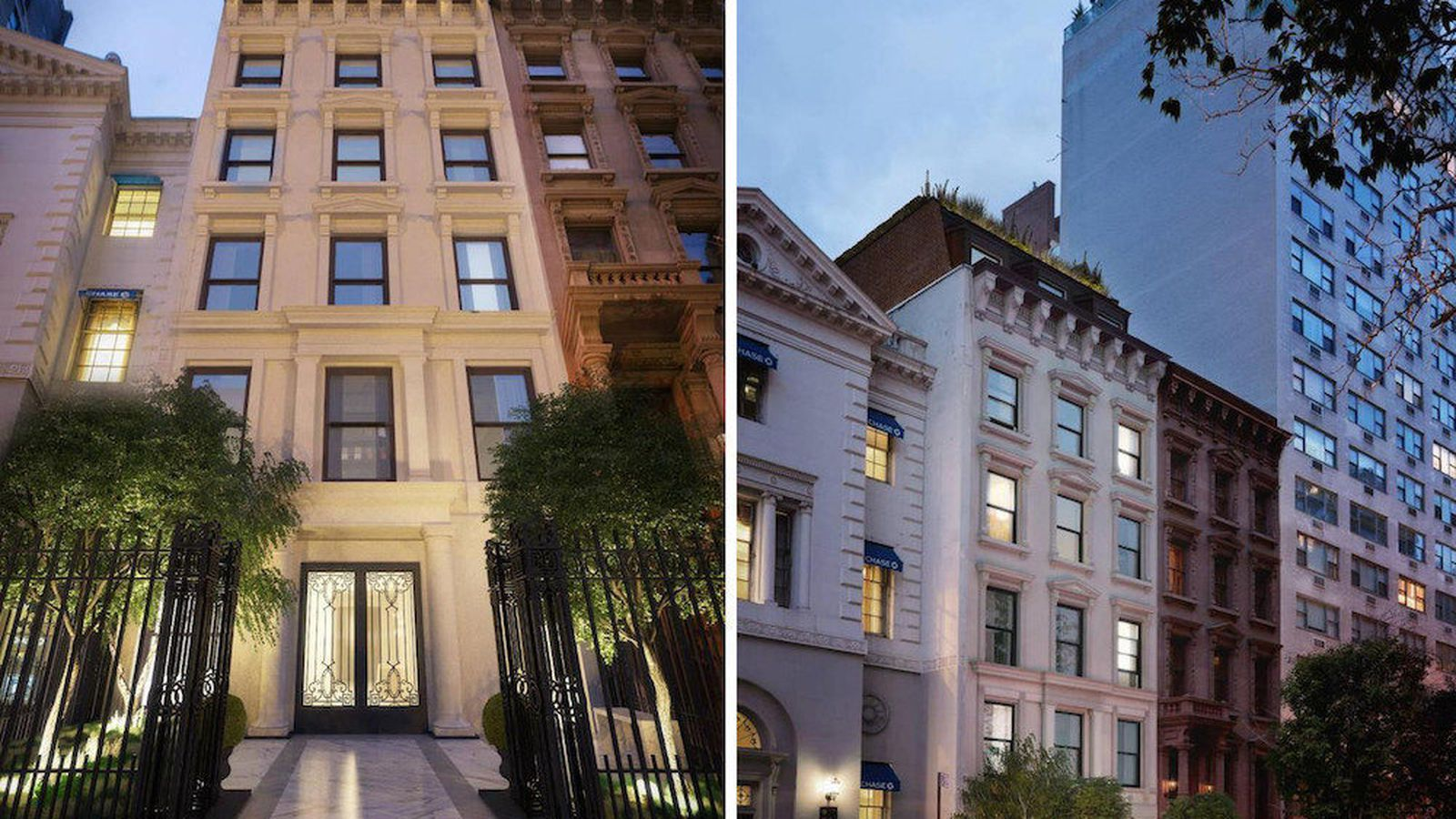 Gloria Vanderbilt's Old Upper East Side House Now $17M ...