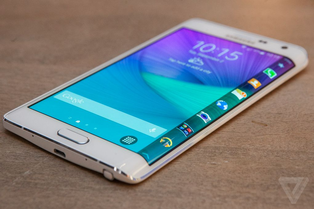 The Galaxy Note Edge is a flagship phone with an entirely ...