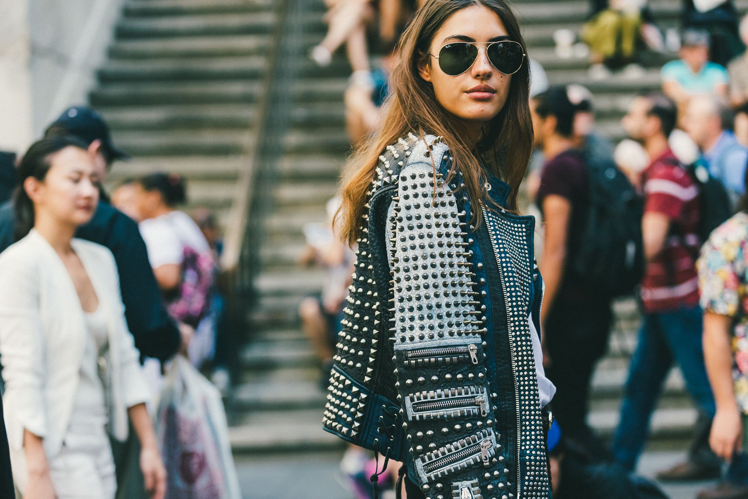 An Easy To Copy Look From Italy S Breakout Style Blogger