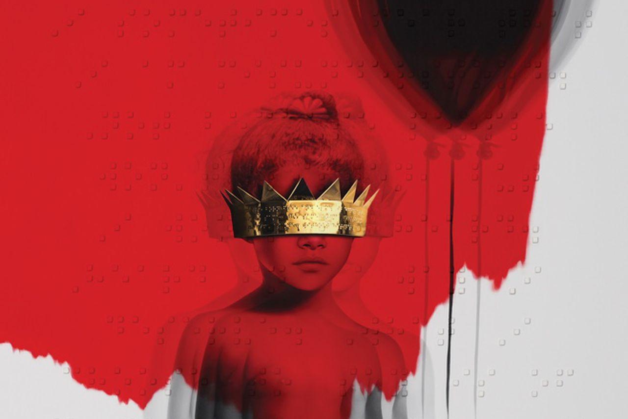 Rihanna Released New Album ANTI (Stream + Download)