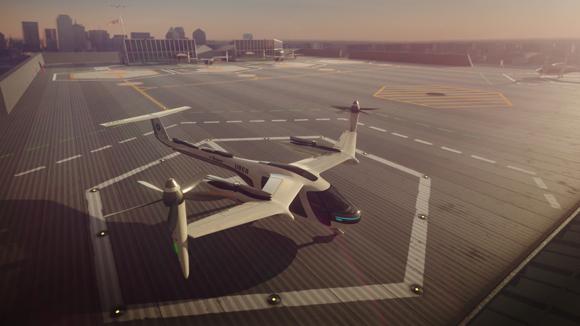 Ubers Flying Cars Could Arrive In LA By 2020 And Heres What Itll Be Like To Ride One
