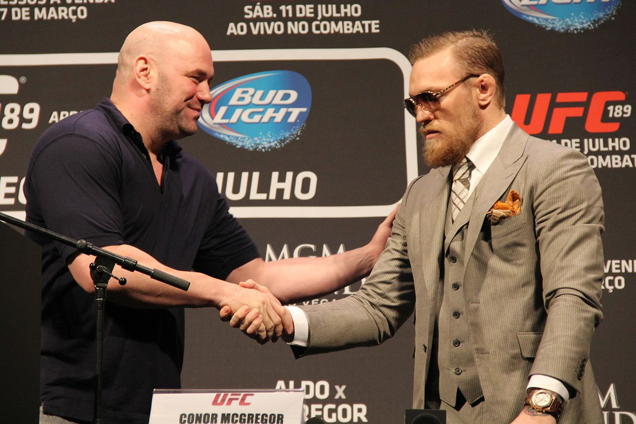 community news, Conor McGregor says he would consider helping 'spearhead' a fighter union in the future