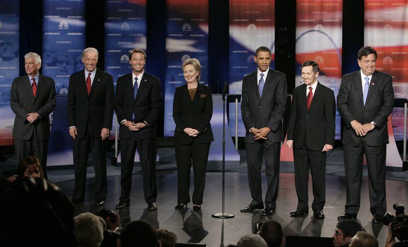Democratic debate 2007