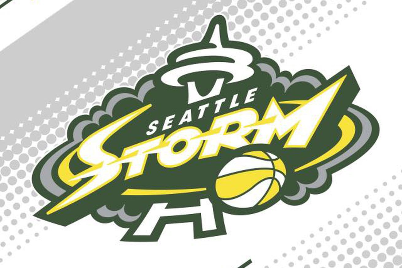 The Seattle Storm have a new, familiar look - Sonics Rising