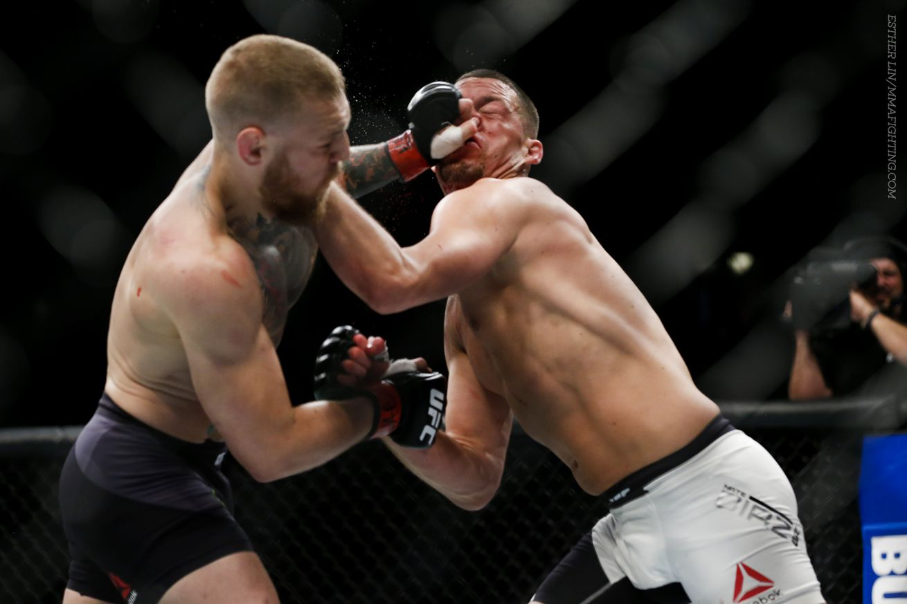 community news, Fightweets: You might hate Nate Diaz Conor McGregor 2, but you know youll watch