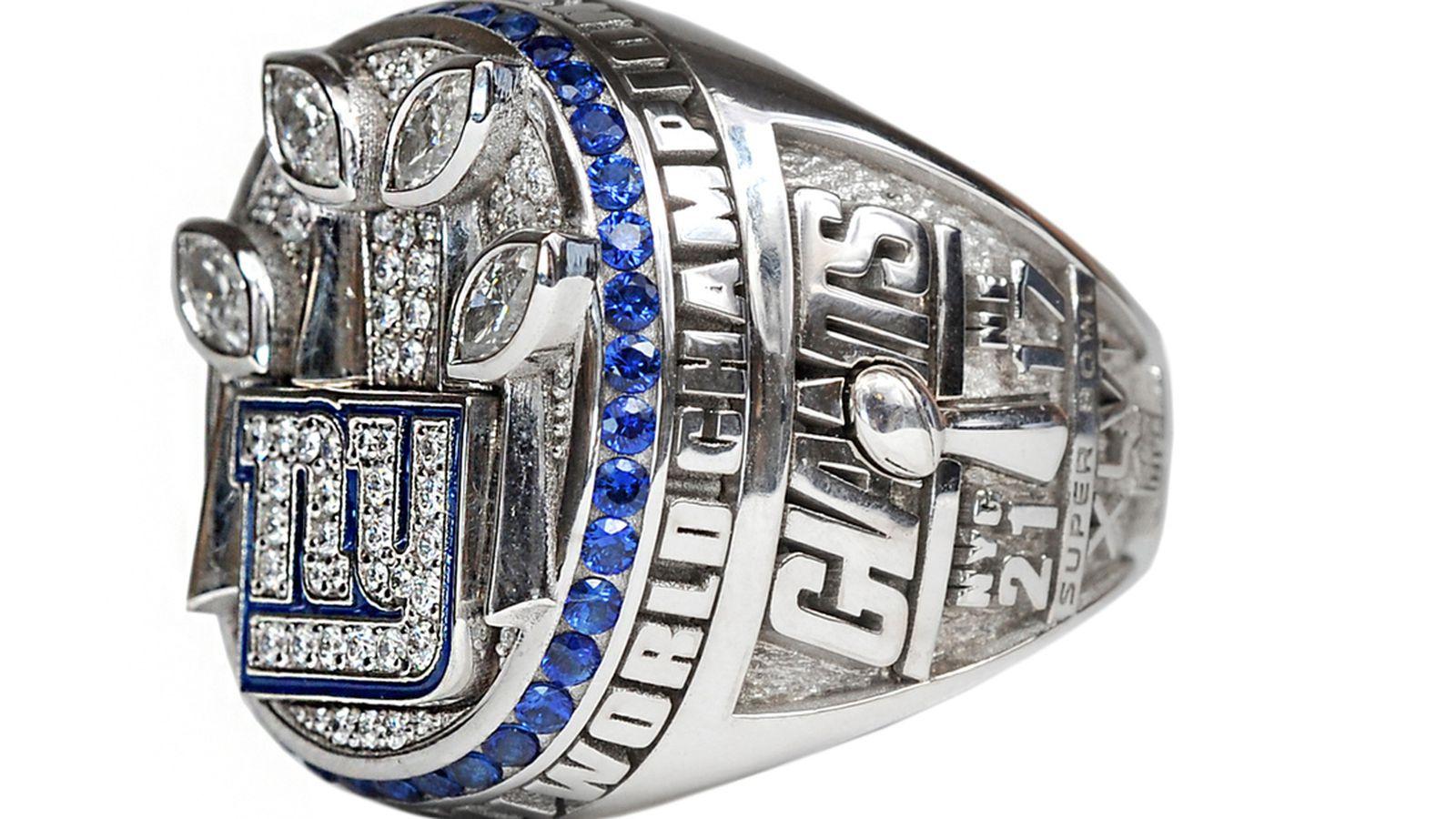 Ny Giants Championship Ring Ceremony