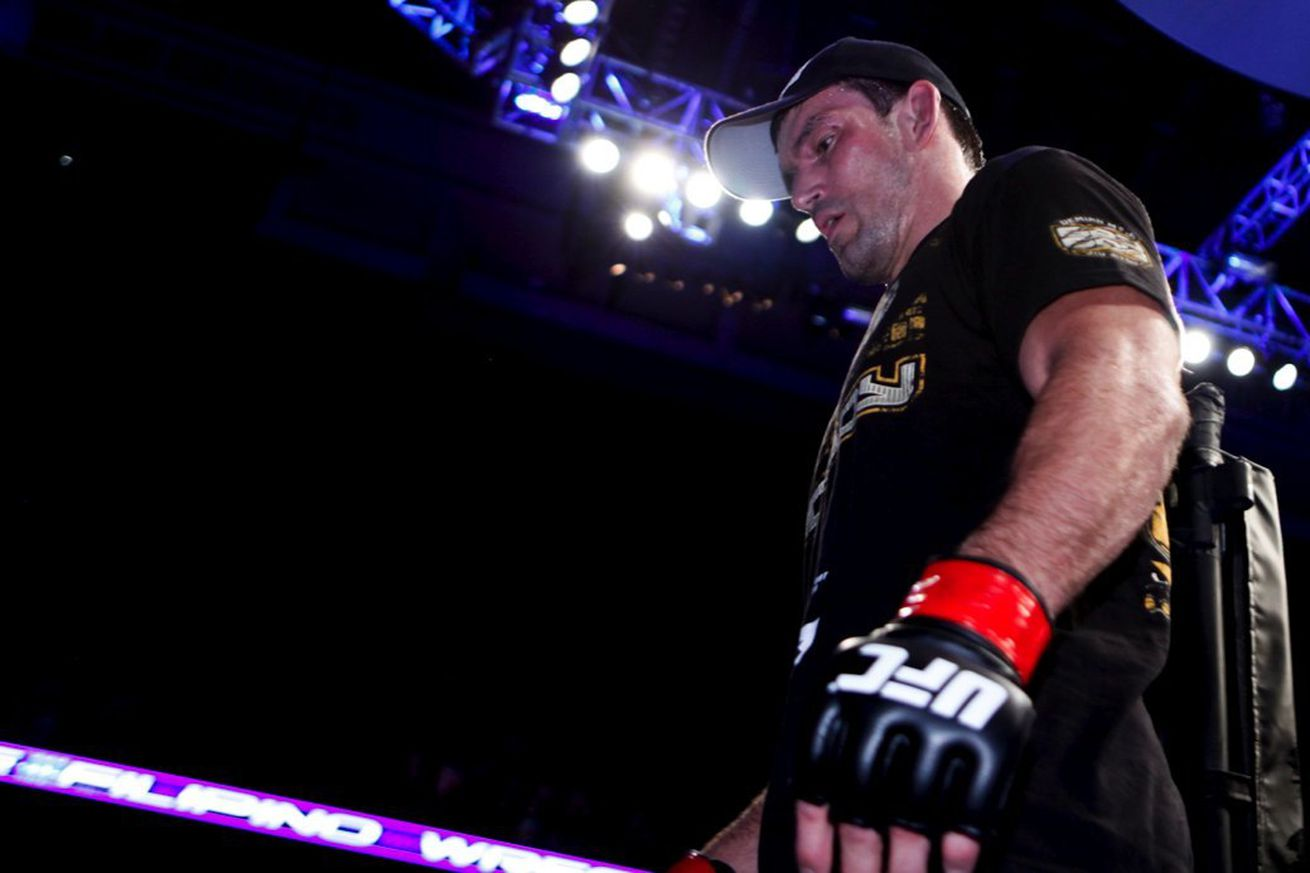 Demian Maia looks back at the bizarre Anderson Silva fight that changed his career