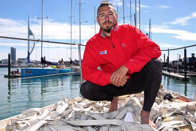community news, Dan Hardy returns with harrowing, rewarding tales of his sea voyage