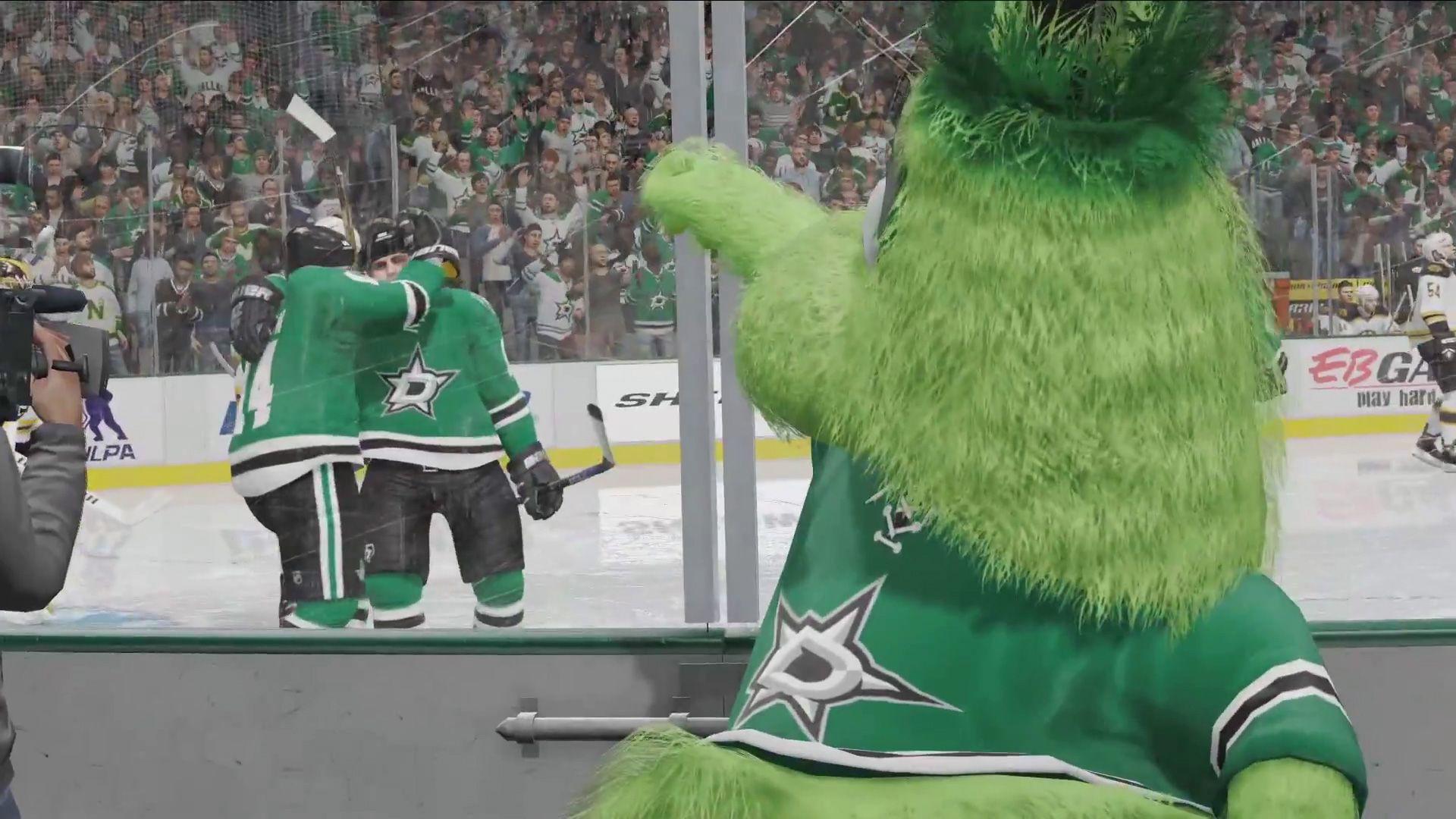NHL 16 videos show subtle gameplay tweaks that make the game look more like hockey